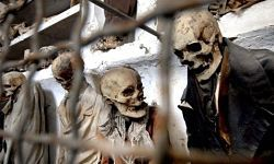 Palermo Mummies Catacombs Capuchins