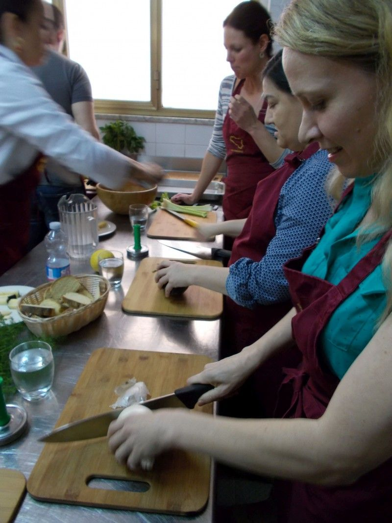 Cooking classes Palermo